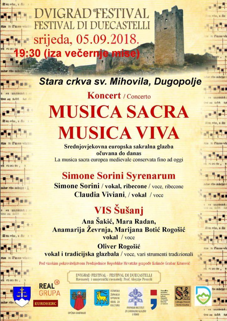 Musica Sacra / Musica Viva koncert