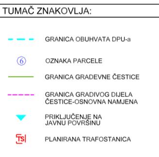 Krč - urbanističko tehnički uvjeti