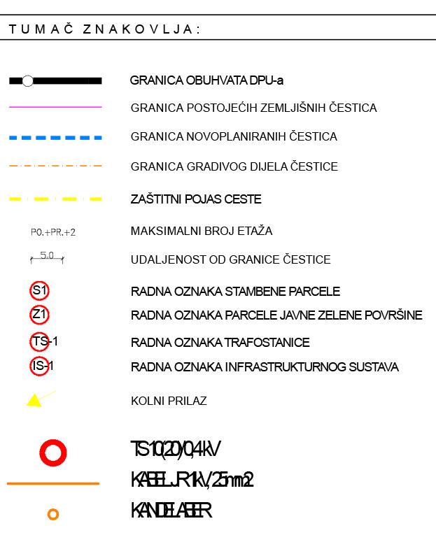 DPU Koprivno - Javna rasvjeta