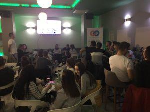 Mladi Dugopolja kroz prvi dugopoljski PUB QUIZ prezentirali rezultate i diseminirali projekt razmjene mladih - UNESCOnnect us! Slika 3