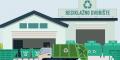 Ilustracijska slika reciklažnog dvorišta