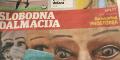 Slika naslovnice dnevnog tiska Slobodne Dalmacije u kojoj je izišao članak