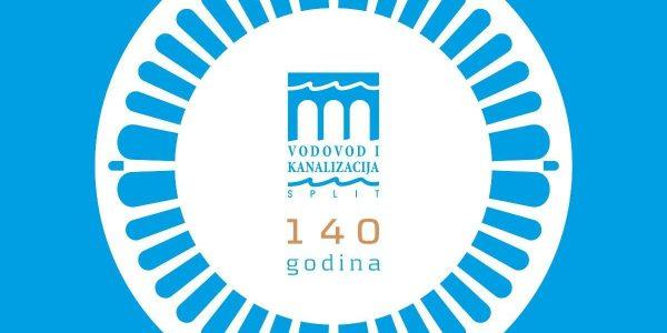 Vodovod i kanalizacija Split logo